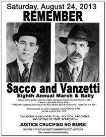 sacco and vanzetti trial essay